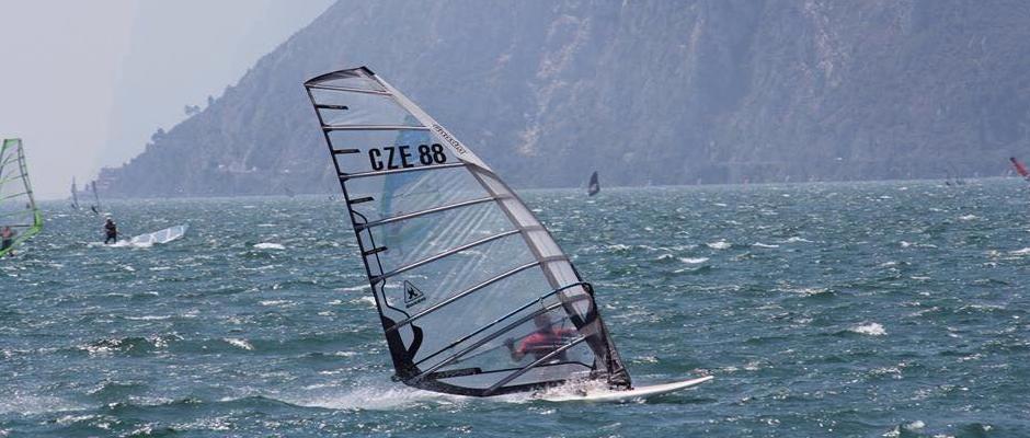Jan skořepa - WindSurfing continues